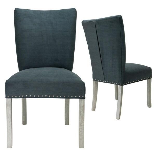 Shop Sole Designs Julia Collection Upholstered Fan Back
