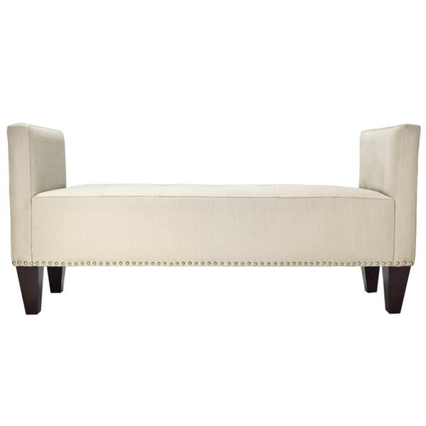 Shop Nellie SACHI Upholstery Button Tufted & Nail Trim 2 ...
