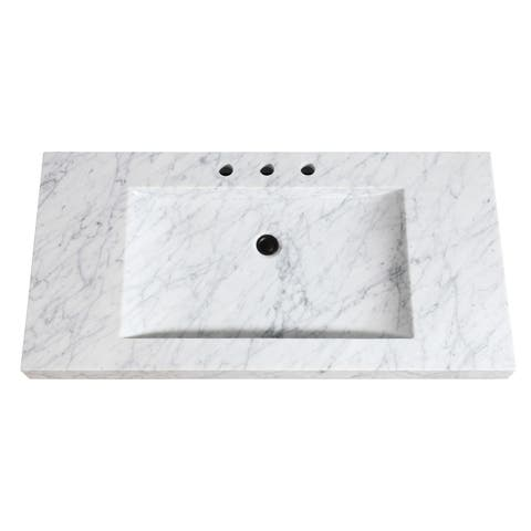 Avanity 43 in. Stone Integrated Sink Top
