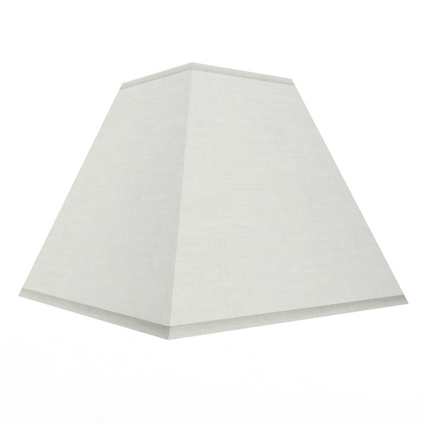 Copper Grove Ruthenica Natural Cream Paper 14-inch Shade