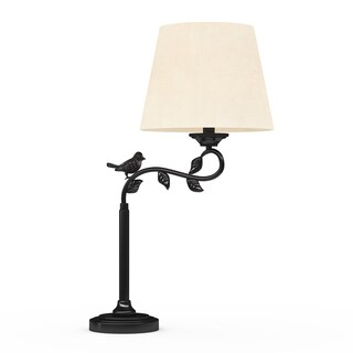 The Gray Barn Red Sky 1-light Swing Arm Table Lamp