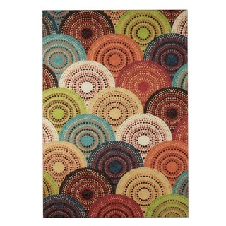 Palm Canyon Catalina Multi Area Rug (6'6 x 10')