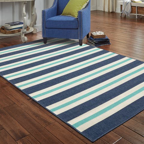 "Gracewood Hollow Gill Horizontal Area Rug - 8'6"" x 13'"