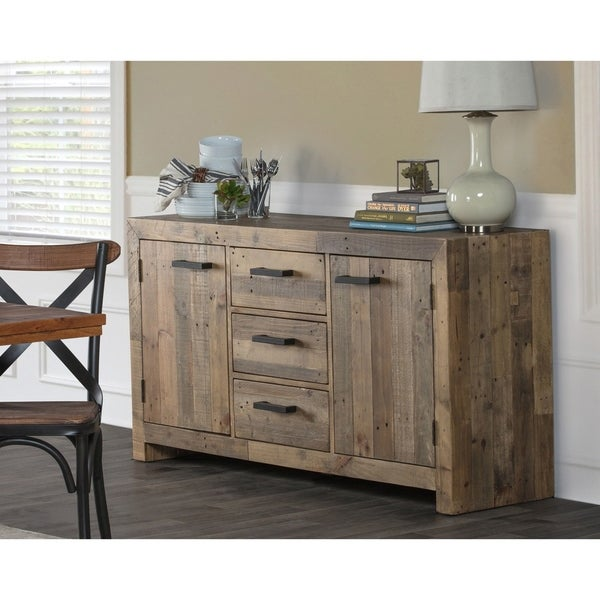 The Gray Barn Fairview Reclaimed Wood Buffet. Opens flyout.