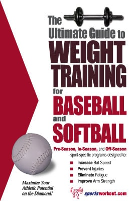 The Ultimate Guide to Weight Training for Baseball - Thumbnail 1