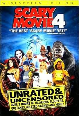 Scary Movie 4 (DVD)