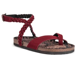 Red Women S Sandals For Less Overstock Com
