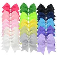 Grosgrain Ribbon Bow With Clips for Toddler Baby Girls Teens