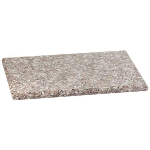 Home Basics Brown 1.5-inch Granite Cutting Board