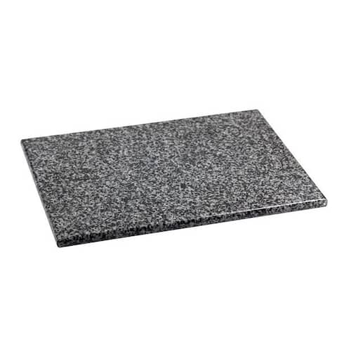 Home Basics Black Granite Cutting Board