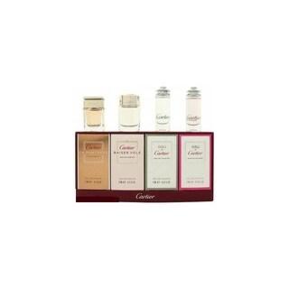 Cartier Unisex 4-piece Mini Set