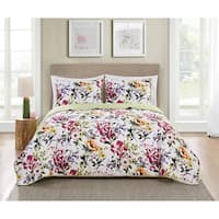 VCNY Home Brooke Reversible Quilt Set