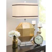 Cadence Large Gold Table Lamp