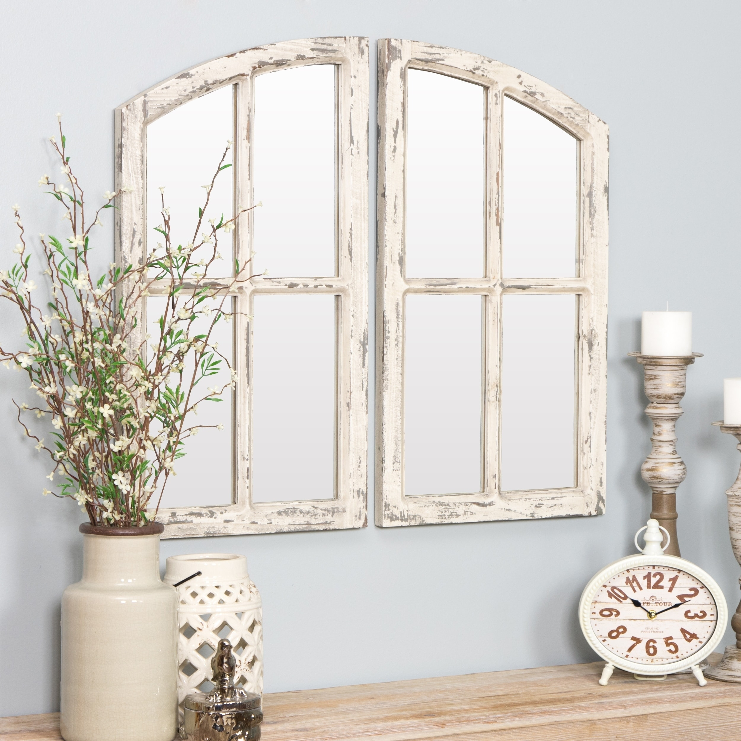 Baby Safe Wall Mirrors 2 Buy Wood Mirrors Online at Overstock | Our Best Decorative Accessories Deals