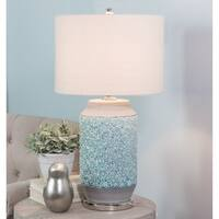 Lunette Ceramic Table Lamp