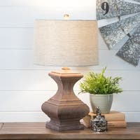Romilly Wood Table Lamp