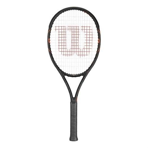 Wilson Burn FST 99S Tennis Racquet, Black, Size 4-1/4''