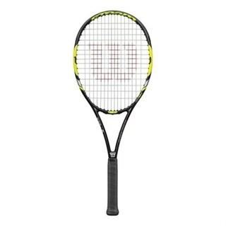 Wilson Steam 99S Yellow Tennis Racquet