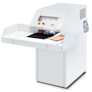 ideal. 4108 Cross-Cut Commercial Shredder, P-3 Security Level
