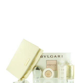 Bulgari Omnia Crystalline Women's 5-piece Gift Set