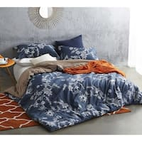 BYB Moxie Vines Navy Comforter