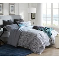 BYB Ice-Crystal Gray Comforter