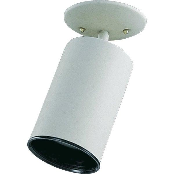 Arlec Led Puck Light Kit: Shop 1-Light Cylinder Bullet Directional Spot Light Fully