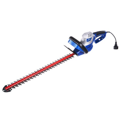 AAVIX 24-inch 4.6 Amp hedge trimmer with laser cutting and dual action