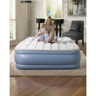 Simmons Beautyrest Queen Hi Loft Inflatable Air Mattress