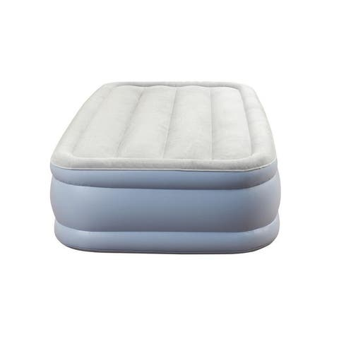 Simmons Beautyrest Twin Hi Loft Inflatable Air Mattress