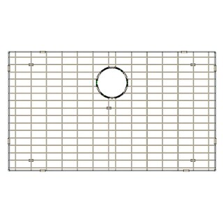 Link to Yosemite Home Décor BG7845 Stainless Steel Sink Grid Similar Items in Sinks