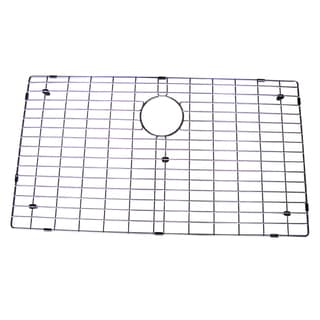 Link to Yosemite Home Décor BG3219C Stainless Steel Sink Grid Similar Items in Sinks