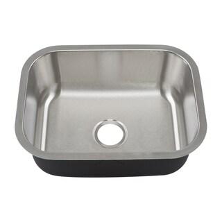 Undermount Stainless Steel Single Sink