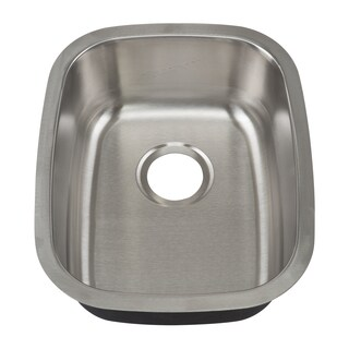 Stainless Steel Undermount Bar Sink
