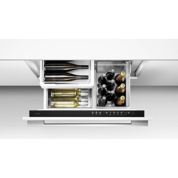Fisher Paykel Rb36s25mkiw1 Panel Ready Refrigerator Freezer Requires Custom Or Front Model Rb9036ssx