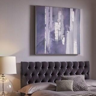 Graham & Brown Purple Harmony Canvas Wall Art