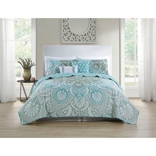 VCNY Home Tory 5-piece Quilt Set (2 options available)