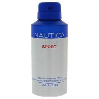 Nautica Voyage Sport Men's 5-ounce Deodorant Body Spray