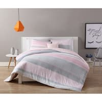 VCNY Home Stockholm 4-piece Comforter Set