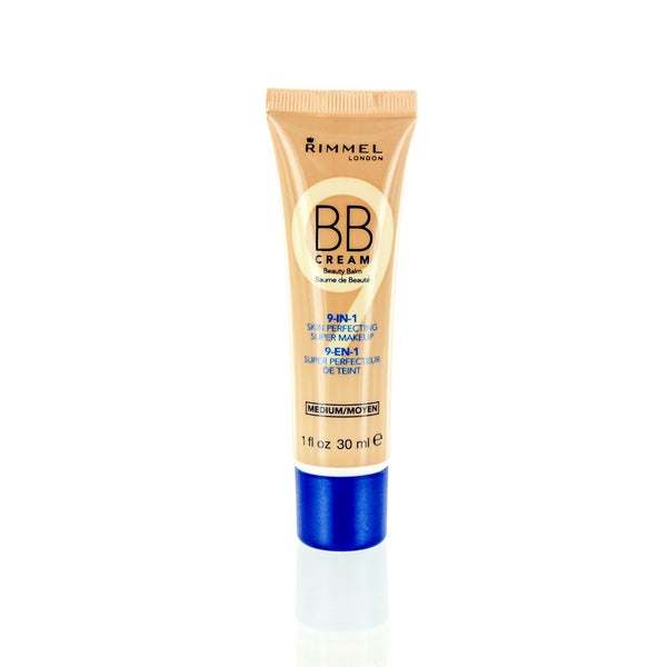 b1e23b7f0d5 Shop Rimmel London BB Cream Super Makeup Medium - Free Shipping On Orders  Over $45 - Overstock - 20114347