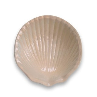 Coral Reef Sea Shell Opal Blue Bowl, Set of 6, Set of 6
