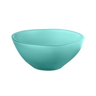Sea Glass Bowl Teal, Set of 6