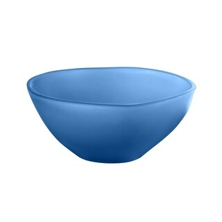 Sea Glass Bowl Navy, Set of 6