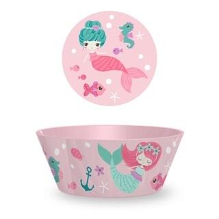 Mermaid Bowl Polyproplyene, Set of 6