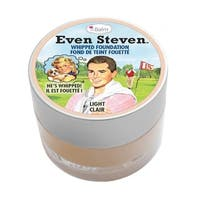 theBalm Even Steven Whipped Foundation Light