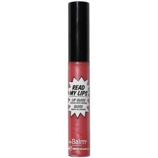 theBalm Read My Lips ZAAP! Lipgloss