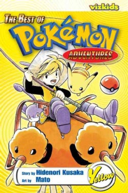 Best of Pokemon Adventures: Yellow (Paperback)