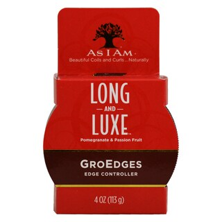 As I Am Long & Luxe GroEdges 4-ounce Edge Controller (2 options available)