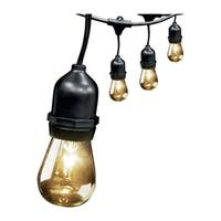 FEIT Electric  20 ft. L Clear  Decorative  Light String