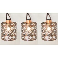 Living Accents  LED G14  Moroccan  Light Set  Clear  13-1/2 ft. 10 lights